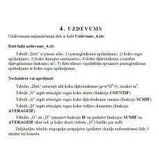 4. UZDEVUMS