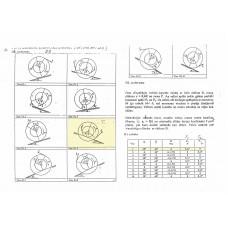 Cieta ķermeņa komplāna kustība D3. uzdevums, Zīm. D3.6, 1. variants