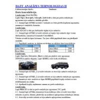 1.Lab. Datu analīzes tehnoloģijas II