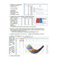 Lab 6, Excel, Lietišķā grafika