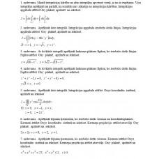 Divkāršie un trīskāršie integrāļi, 1. variants