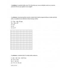 1. kontroldarbs, kvantitatīvās metodes