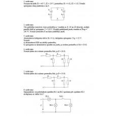 Elektrotehnika un elektronika, uzdevumi