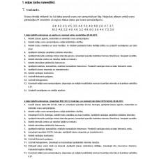1. mājas darbs matemātikā, 7. variants