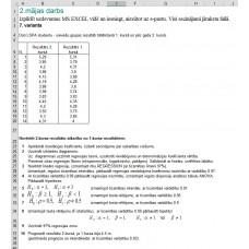 2. mājas darbs matemātikā, 7. variants