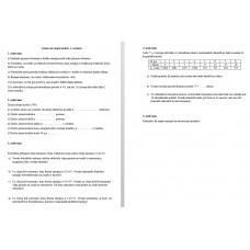 Atoms un atoma kodols. 1. variants