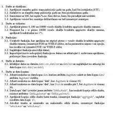 RStudio, uzdevumi