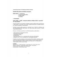 Radiācijas drošība medicīnā, Laboratorijas darbs Nr.2,Dentālās RTG iekārtas izkliedētais starojums, atskaite