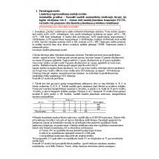 1. Patstāvīgais darbs: Lineārās programmēšanas modeļu izveide
