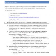 Biznesa datu pētīšanas intelektuālās metodes, 2.PRAKTISKAIS DARBS