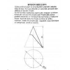 BTG131. GD3.2 .011 konusa rasējums