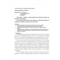 Medicīniskās attēlošanas fizikālie pamati, laboratorijas darbs Nr. 6, Datortomogrāfijas dozas indekss, atskaite