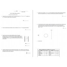 11. kl. k.d. fizikā: Elektrostatika 23