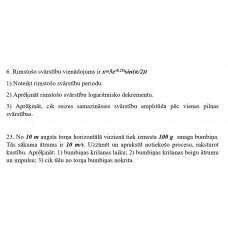 Fizikas uzdevumi