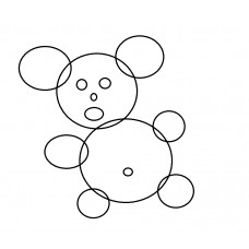 Eilera apļi, lācis