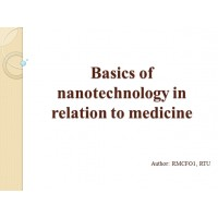 Medical engineering, English homereading, Nanomedicine