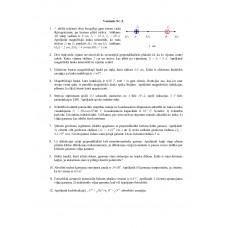 Fizika, neklātiene, , 2. variants